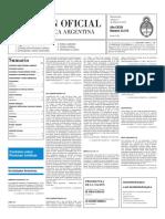Boletín Oficial - 2016-02-12 - 2º Sección