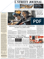 The Wall Street Journal Europe March 07 2016