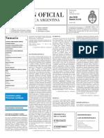 Boletín Oficial - 2016-02-15 - 2º Sección