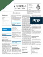 Boletín Oficial - 2016-01-12 - 3º Sección