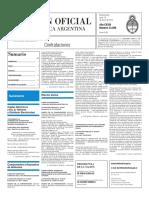 Boletín Oficial - 2016-01-18 - 3º Sección