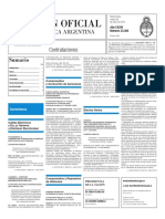 Boletín Oficial - 2016-01-26 - 3º Sección