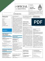 Boletín Oficial - 2016-01-27 - 3º Sección
