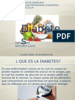 Diabetes (Curso).Diapositivas