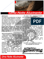 Dragon Age - Aventura Uma Noite Alucinenate - LV 2