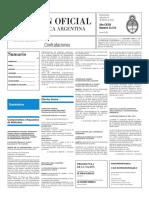 Boletín Oficial - 2016-02-10 - 3º Sección