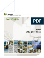 DGD-UG-002 2.02 Datgel DGD GINT Files User Guide