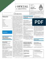 Boletín Oficial - 2016-02-11 - 3º Sección