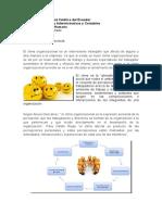 Consulta CLIMA ORGANIZACIONAL