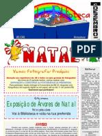 Jornal da Biblioteca - Dezembro 2007