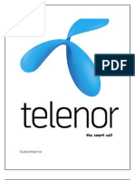 Human Resource Management Project on Telenor.