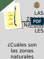 Las Macroformas Del Relieve Chileno