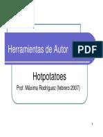 Manual Hot Potatoes (1)