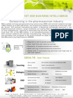CBDMT - Market and Business Intelligence - Outsourcing