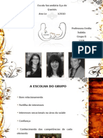 Apresentação AP_DoarVida