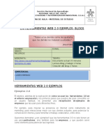 1 0 Herramientas Web 2 Blogs