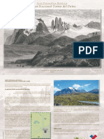 Reseña histórica Torres del Paine