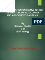 660MW turbo generator & its auxiliaries.ppt