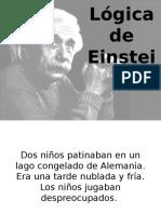 La Lógica de Einstein