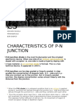 P-N JUNCTION CHARACTERISTICS.pptx