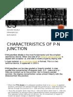 P-N JUNCTION CHARACTERISTICS.pptx