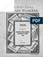 almanahul presei romane 1926