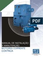 Manual de Instalação e Manutenção de Motores de C.C