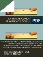 La Moral Para Durkheim