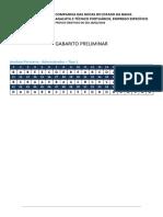Codeba2 Gabarito Preliminar Retificado02032016
