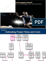 Chap005 Estimating Time & Cost