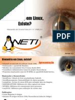Biometria Linux PDF