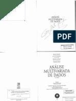 Analise Multivariada de Dados - Joseph Hair