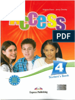 Acces 4 - Student's Book 2015