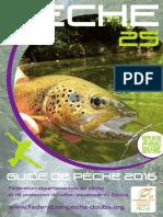 Guide de Pêche 2016