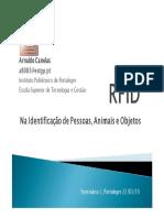 RFID apresentação