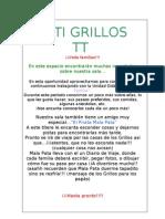 Blog Grillos TT