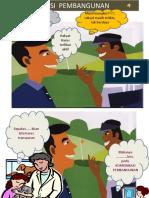 Mata Kulia Kom.Politik Pembangunan