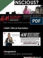 H&M CSR