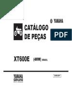 XT600E Catálogo Pecas-1997-2000