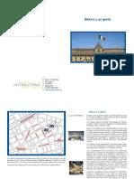 Miniguía turística - Mexico y su gente.pdf