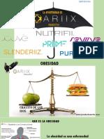 La Obesidad y Como Prevenirla?