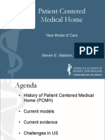 Patient Centered Medical Home_Waldren