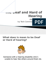 deaf 2015 presentation