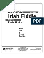 Learn to Play Irish Fiddle 2