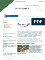 Norwegian Collaboration Centre Ltd. Mail - Norway2UK.com Newsletter- 12th February 2010