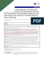 Plasmotec Malaria