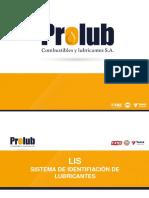 LIS- Sistema de Indentifiación de Lubricación