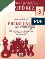 CUADERNO PRÁCTICO DE AJEDREZ