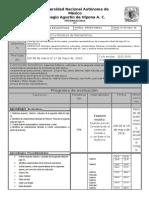 Plan y Programa 5o. periodo 6010-6020
