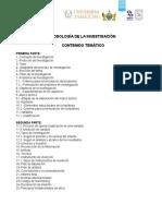 ENEIN - SSE - Metodologia de La Investigacion
